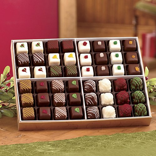 The Swiss Colony Petits Fours and Bonbons Assortments Gift of 72