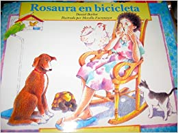 Rosaura en bicicleta: Daniel Barbot: 9780026857949: Amazon.com: Books