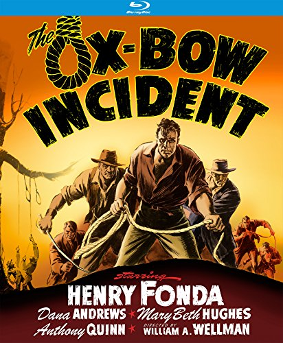 The Ox-Bow Incident (1943) [Blu-ray]