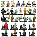 Ferris wheel TH 24 PCS Star Wars Set Building Blocks (**Free Gift From Ferris wheel TH**)