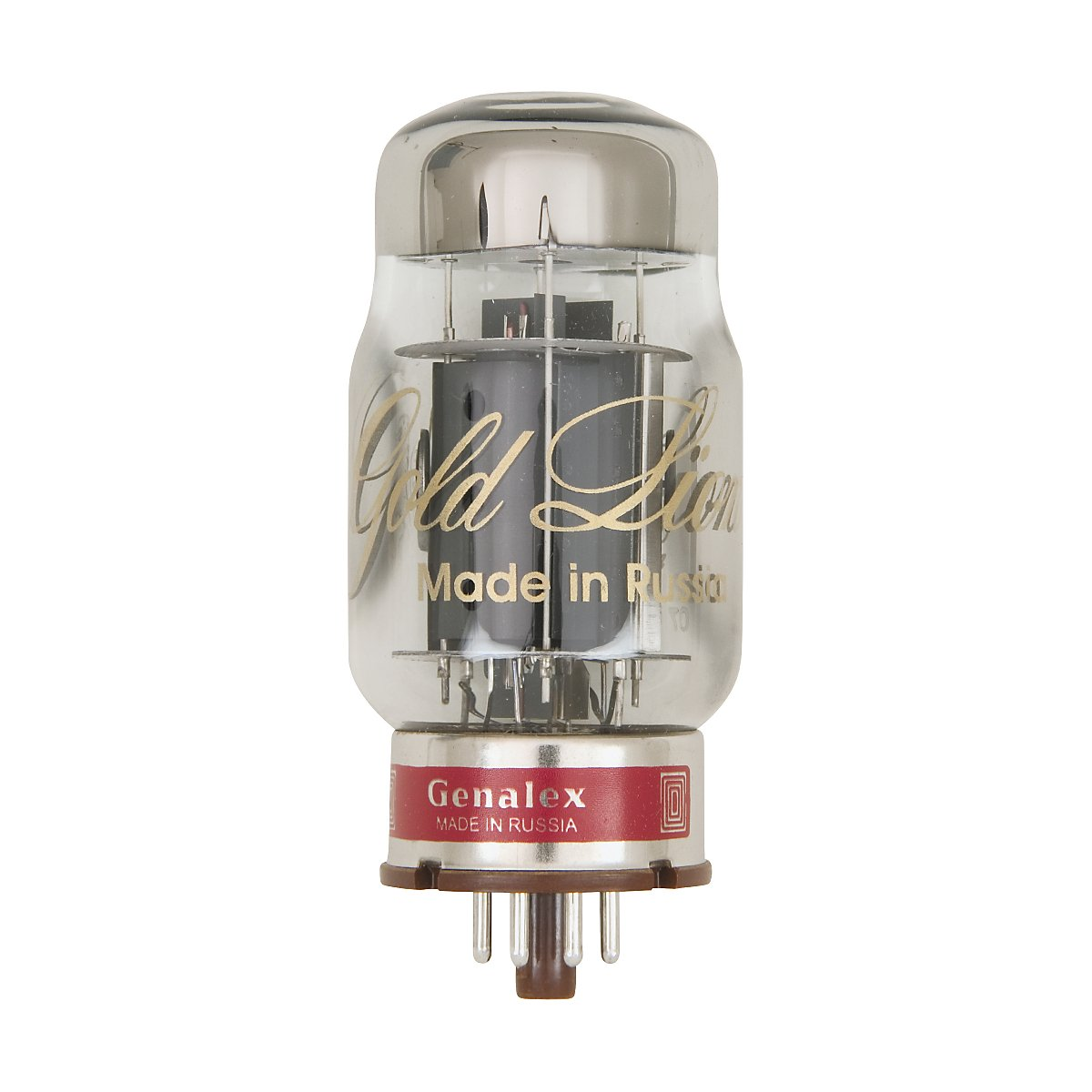 Genalex KT88 Gold Lion Power Tube Sets Medium Quartet 1pc russia tube new genalex gold lion tube ecc82 12au7 b729 tube 9pins electron tube free shipping