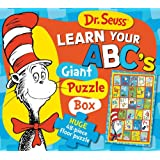 Dr. Seuss Learn Your ABC's Giant Puzzle Box: Huge 48-piece floor puzzle (Dr. Seuss Giant Puzzle Boxes)