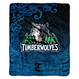 Minnesota Timberwolves Microfiber Lightweight Blanket at Amazon.com