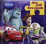 Mon petit livre puzzle Disney Pixar