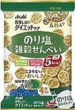 リセットボディ 雑穀せんべい のり塩味 88g(22g×4袋)