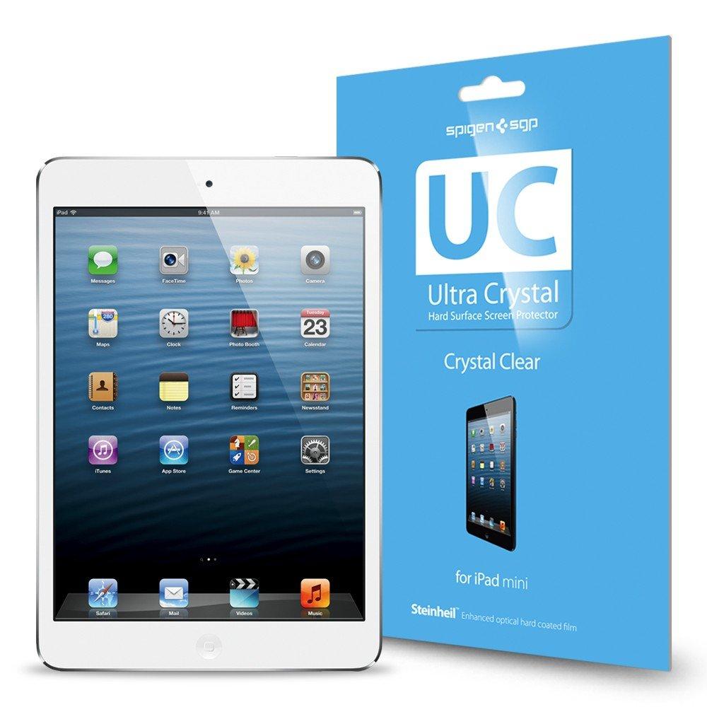 Spigen SGP09632 - Protector de pantalla (Apple, Tableta, Apple iPad Mini / Mini With Retina Display / Mini 3, 19,94 cm (7.85))  Electrónica revisión y más información