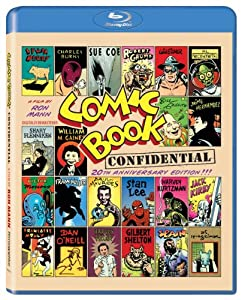 Comic Book Confidential: 20th Anniversary Edition [Blu-ray]