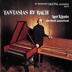 """""""Fantasie duobus subiectis"""" in G Minor, BWV 917"""