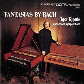 Fantasia and Fugue in A Minor, BWV 944