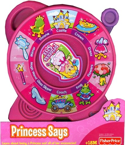 See 'N Say Princess Says - Buy See 'N Say Princess Says - Purchase See 'N Say Princess Says (See 'N Say Princess Says, Toys & Games,Categories,Electronics for Kids,Learning & Education,Toys)