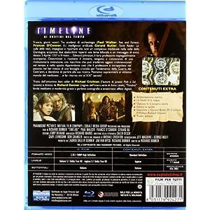 Timeline - Ai Confini Del Tempo [Blu-ray] [Import italien]