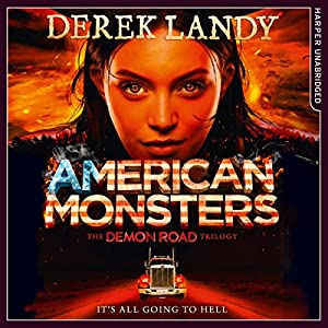 American Monsters Hörbuch