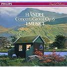 Handel: Concerti Grossi Op.6 (3 CDs)