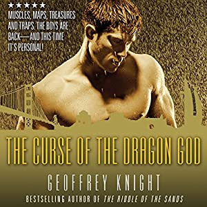 The Curse of the Dragon God Audiobook