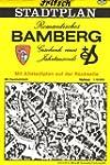 Bamberg: Stadtplan. 1:10000
