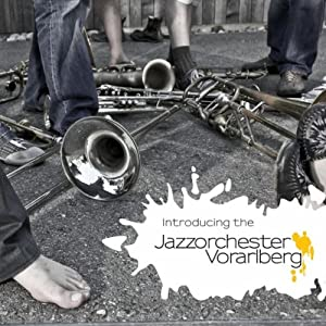 Jazzorchester Vorarlberg