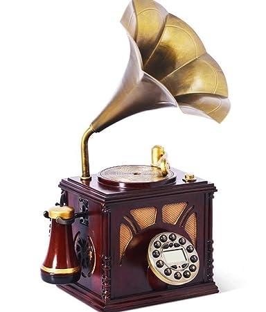 hyl Téléphone fixe à l'ancienne téléphonie fixe Téléphone fixe