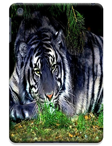 Lovely Power Tigers Cases Covers Phone Hard Back Cases Beautiful Nice Cute Animal Hot Selling Cell Phone Cases For Apple Accessories Ipad Mini # 7