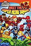 img - for Super Hero Squad: Meet the Super Hero Squad! (Marvel Super Hero Squad Readers) book / textbook / text book