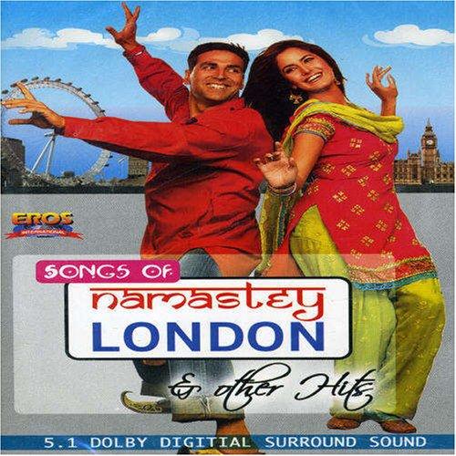 Namastey London CD Covers
