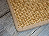 Sisal Teppich Natur 100 % Sisal 250×200 cm