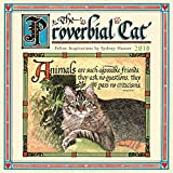 img - for Proverbial Cat 2016 Mini Calendar book / textbook / text book