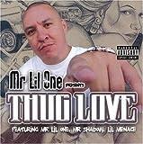 echange, troc Mr Lil One - Thug Love