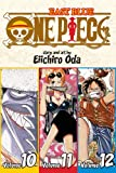 One Piece:  East Blue 10-11-12 (ONE PIECE 3-IN-1)