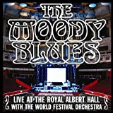 Live at the Royal Albert Hall With World Festival By Moody Blues (2010-04-27)