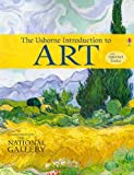 img - for The Usborne Introduction to Art book / textbook / text book