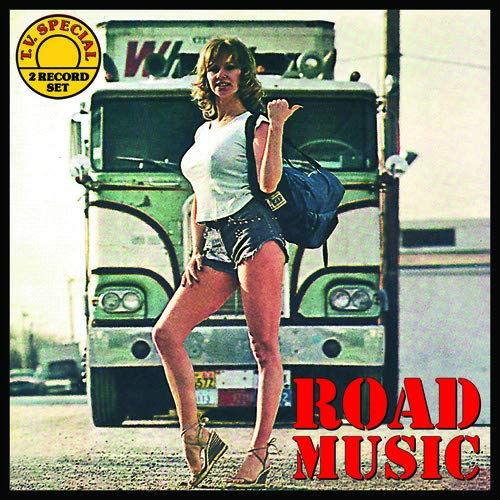 Vinilo : VARIOUS ARTISTS - Road Music /  Various (LP Vinyl)