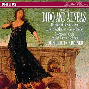 Dido & Aenas / Ode for St. Cecilia's Day