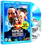 Race To Witch Mountain - Triple Play (Blu-ray + DVD + Digital Copy) [UK Import]
