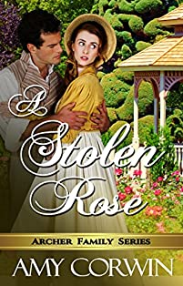A Stolen Rose by Amy Corwin ebook deal