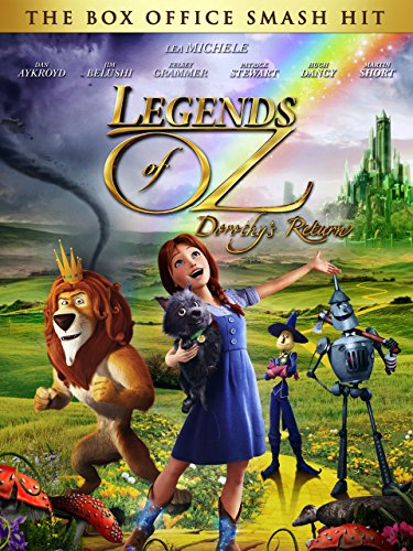 Legends of Oz: Dorothy Returns
