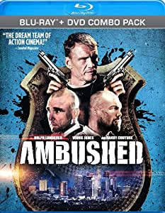 Ambushed BD+DVD [Blu-ray]