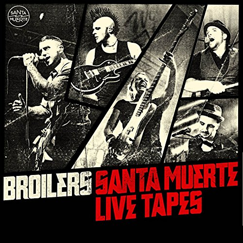 Santa Muerte Live Tapes [2 CD]