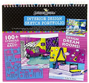 Interior Design Sketch Portfolio Toys Games