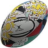 Gilbert Men's Random Rugby Ball