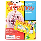 Childrens Operation Mini Game Key Ring Chain Travel Toy Suitable For Ages 6+ New