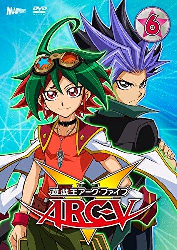 遊☆戯☆王 ARC-V(アーク・ファイブ) 6 [レンタル落ち]