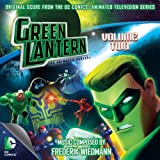 Green Lantern: The Animated Series: Volume Two (Original Television Soundtrack)