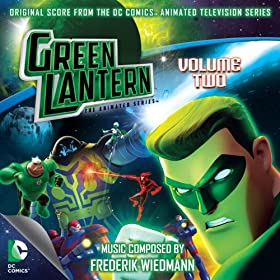 Green Lantern: The Animated Series: Volume Two