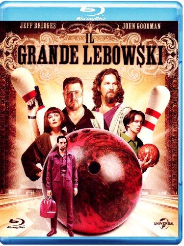 Il grande Lebowski [Blu-ray] [IT Import]