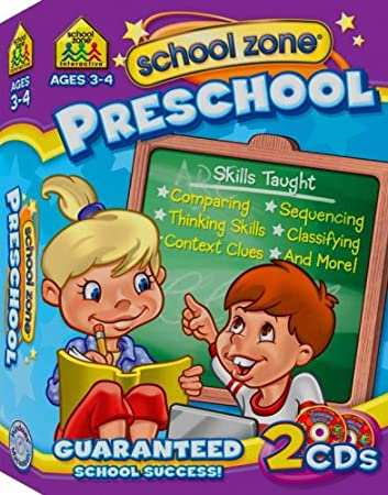 Preschool - 2 Pack Software [Old Version]