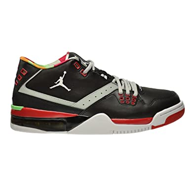 Jordan Flight 23 Men\\u0026#39;s Shoes Black/White-Grey