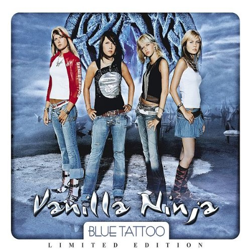 Vanilla Ninja - Blue Tattoo (Limited Edition)