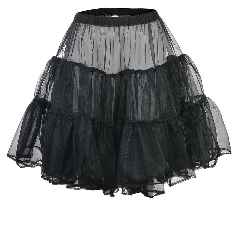 Ramona Lippert Petticoat, Unterrock schwarz jetzt kaufen