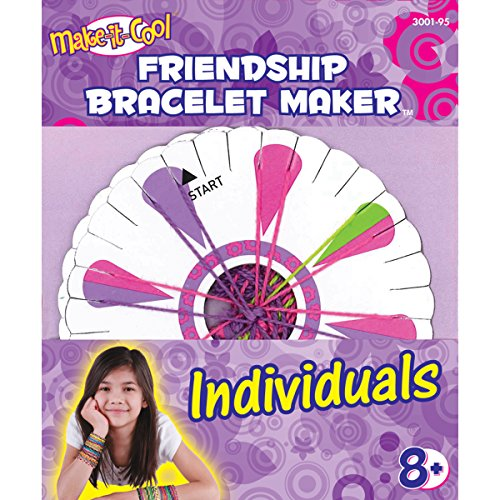 Janlynn Cool Cord Friendship Bracelet Pack