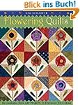Flowering Quilts: 16 Charming Folk Ar...